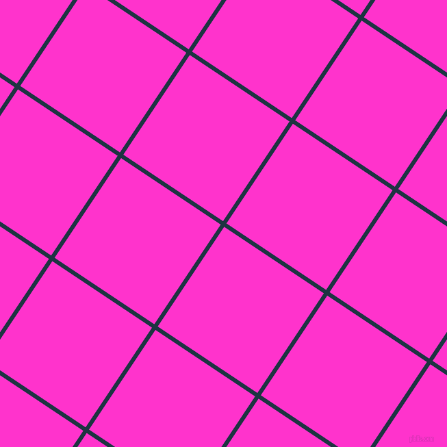 56/146 degree angle diagonal checkered chequered lines, 6 pixel lines width, 175 pixel square size, Blue Whale and Razzle Dazzle Rose plaid checkered seamless tileable