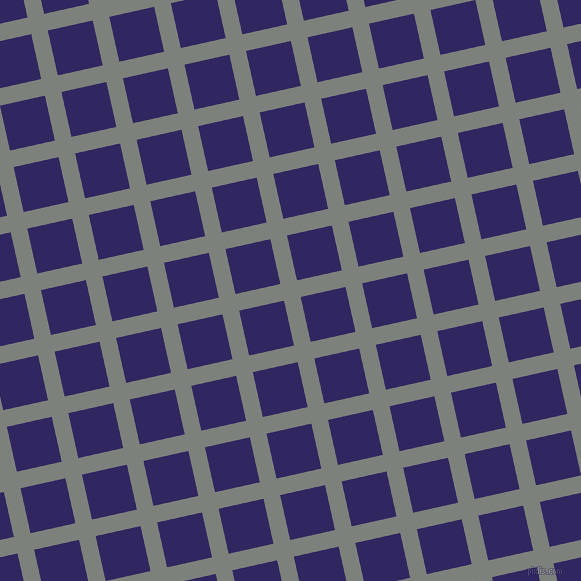 13/103 degree angle diagonal checkered chequered lines, 17 pixel line width, 46 pixel square size, Boulder and Paris M plaid checkered seamless tileable