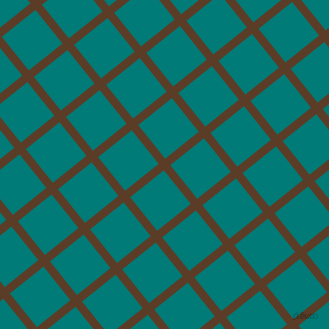 39/129 degree angle diagonal checkered chequered lines, 12 pixel line width, 62 pixel square size, Bracken and Surfie Green plaid checkered seamless tileable