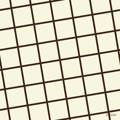 9/99 degree angle diagonal checkered chequered lines, 6 pixel lines width, 62 pixel square size, Brown Pod and Promenade plaid checkered seamless tileable