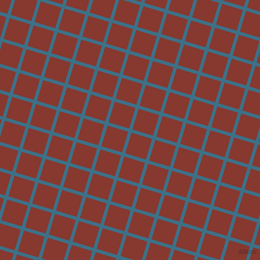 73/163 degree angle diagonal checkered chequered lines, 7 pixel lines width, 44 pixel square size, Calypso and Crab Apple plaid checkered seamless tileable