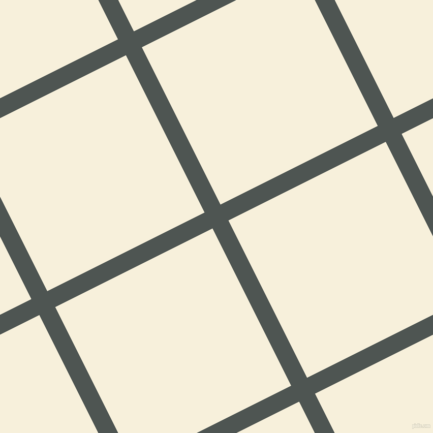 27/117 degree angle diagonal checkered chequered lines, 35 pixel lines width, 346 pixel square size, Cape Cod and Apricot White plaid checkered seamless tileable