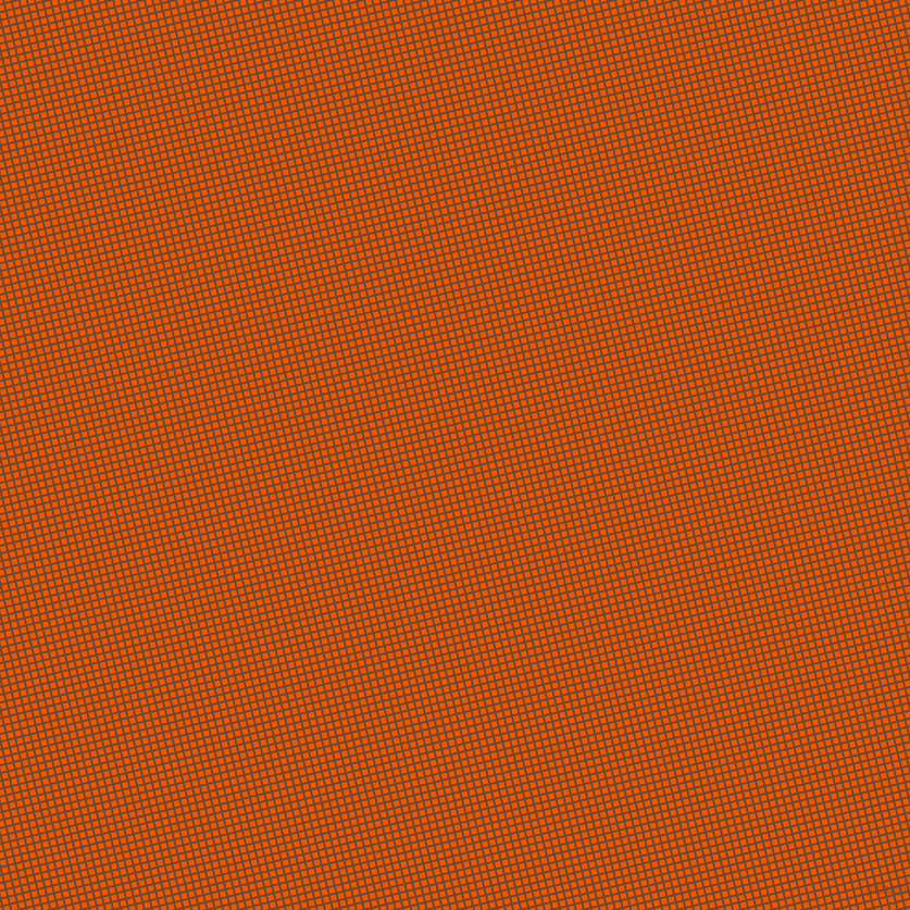 14/104 degree angle diagonal checkered chequered lines, 2 pixel line width, 5 pixel square size, Cape Palliser and Persimmon plaid checkered seamless tileable