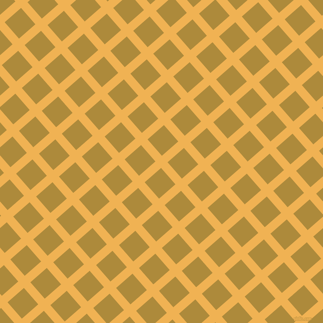 41/131 degree angle diagonal checkered chequered lines, 17 pixel lines width, 43 pixel square size, Casablanca and Alpine plaid checkered seamless tileable