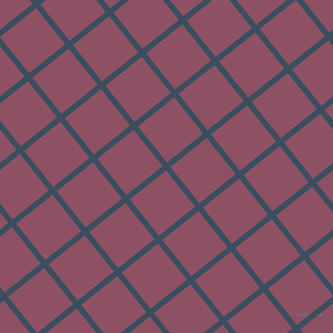 39/129 degree angle diagonal checkered chequered lines, 8 pixel line width, 66 pixel square size, Cello and Cannon Pink plaid checkered seamless tileable