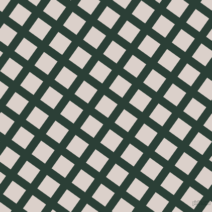 54/144 degree angle diagonal checkered chequered lines, 16 pixel line width, 33 pixel square size, Celtic and Swiss Coffee plaid checkered seamless tileable