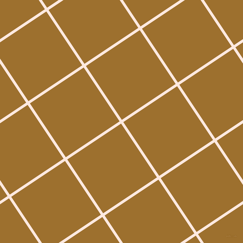 34/124 degree angle diagonal checkered chequered lines, 9 pixel line width, 215 pixel square size, Chablis and Buttered Rum plaid checkered seamless tileable