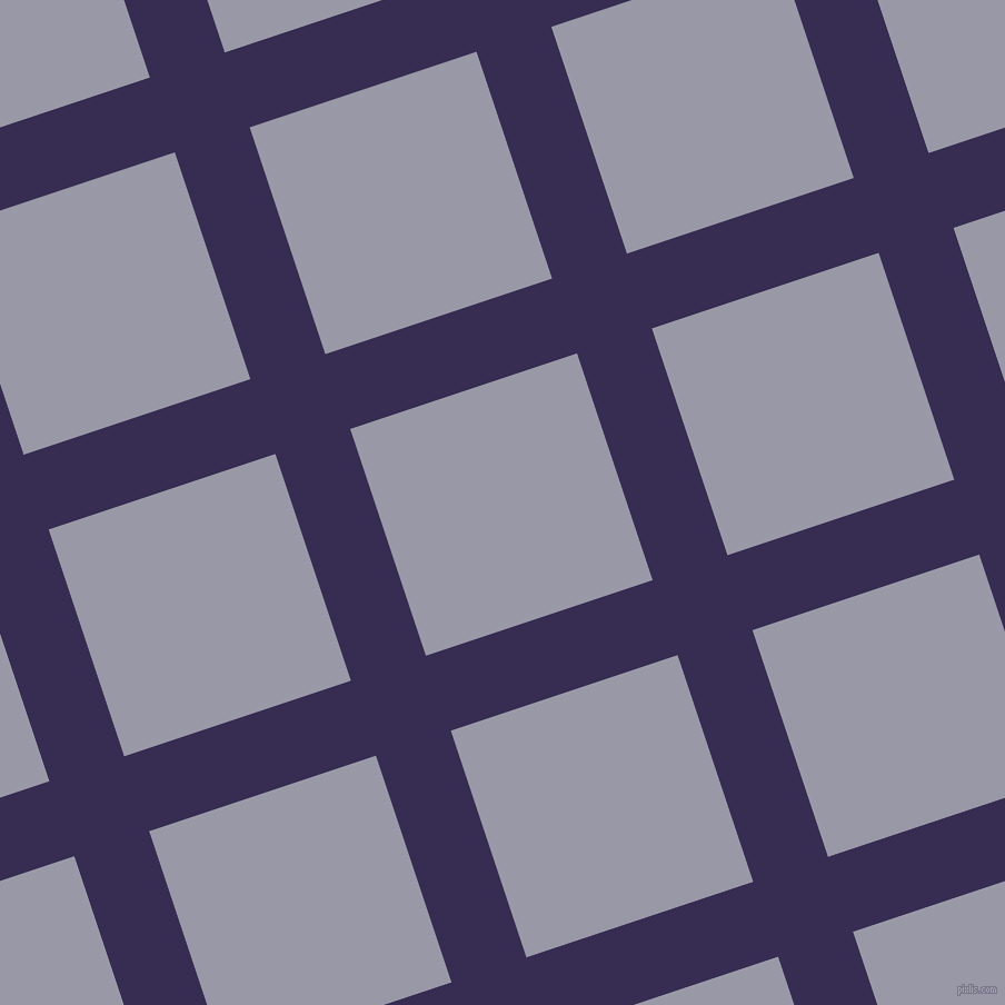 18/108 degree angle diagonal checkered chequered lines, 71 pixel line width, 215 pixel square size, Cherry Pie and Santas Grey plaid checkered seamless tileable