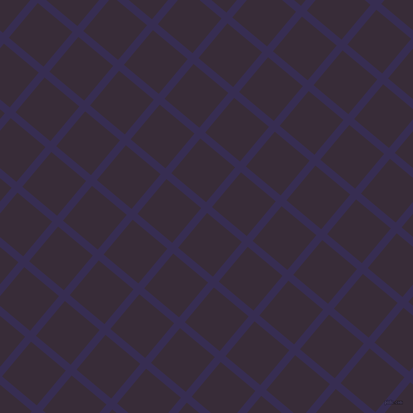 50/140 degree angle diagonal checkered chequered lines, 15 pixel line width, 89 pixel square size, Cherry Pie and Valentino plaid checkered seamless tileable