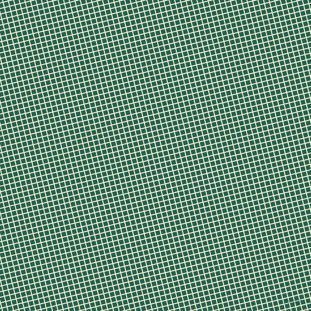 14/104 degree angle diagonal checkered chequered lines, 2 pixel line width, 9 pixel square size, China Ivory and Evening Sea plaid checkered seamless tileable