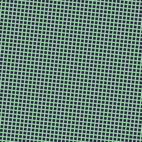 84/174 degree angle diagonal checkered chequered lines, 4 pixel line width, 9 pixel square size, Chinook and Valhalla plaid checkered seamless tileable