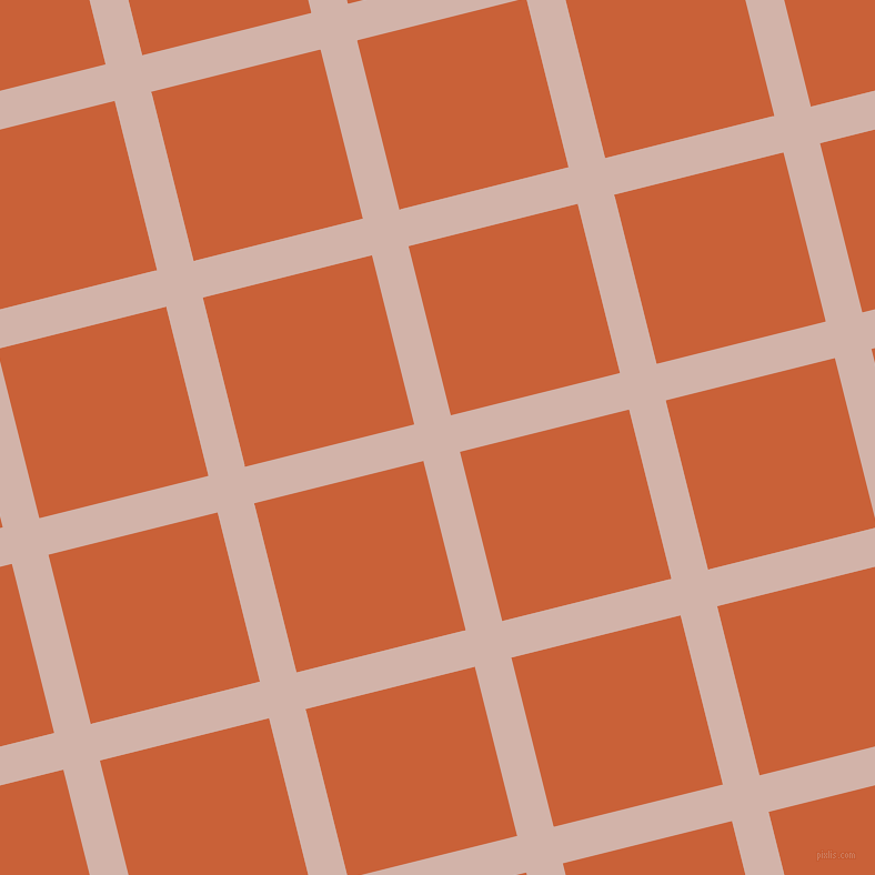 14/104 degree angle diagonal checkered chequered lines, 34 pixel lines width, 157 pixel square size, Clam Shell and Ecstasy plaid checkered seamless tileable