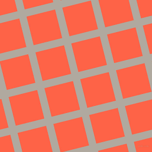 14/104 degree angle diagonal checkered chequered lines, 25 pixel line width, 99 pixel square size, Cloudy and Tomato plaid checkered seamless tileable