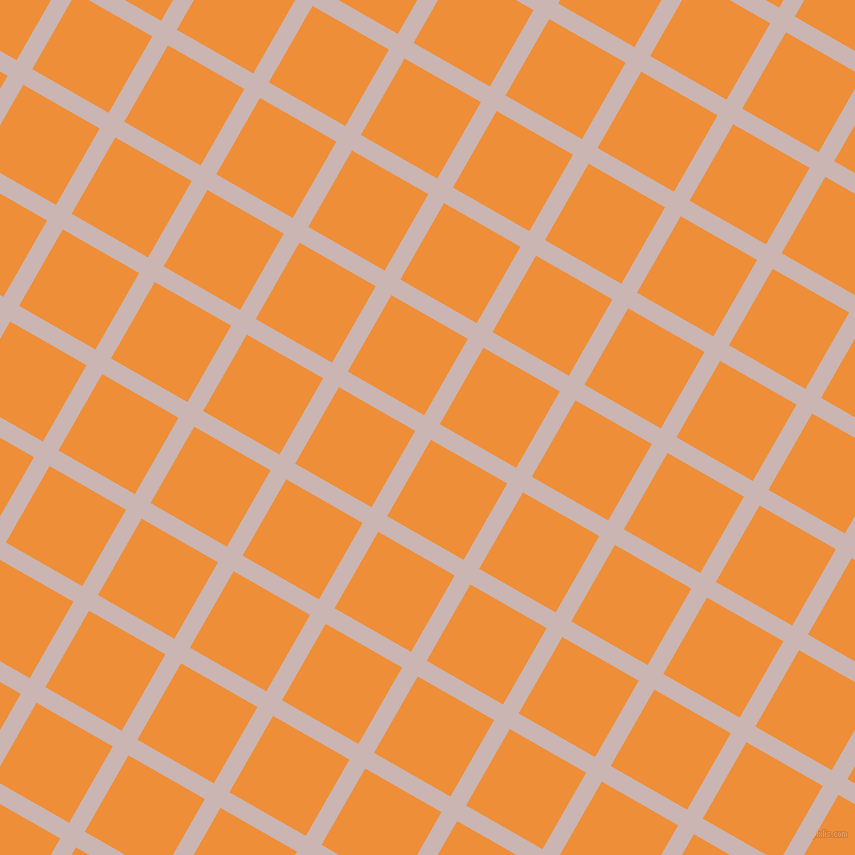60/150 degree angle diagonal checkered chequered lines, 18 pixel line width, 88 pixel square size, Cold Turkey and Sun plaid checkered seamless tileable