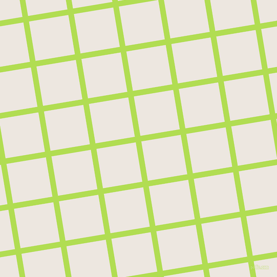 9/99 degree angle diagonal checkered chequered lines, 11 pixel line width, 78 pixel square size, Conifer and Desert Storm plaid checkered seamless tileable