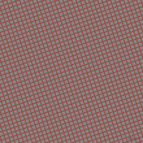 18/108 degree angle diagonal checkered chequered lines, 4 pixel line width, 10 pixel square size, Copper Rust and Jumbo plaid checkered seamless tileable