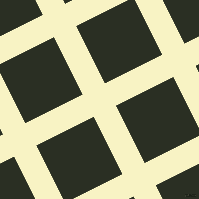 27/117 degree angle diagonal checkered chequered lines, 82 pixel lines width, 211 pixel square size, Corn Field and Pine Tree plaid checkered seamless tileable