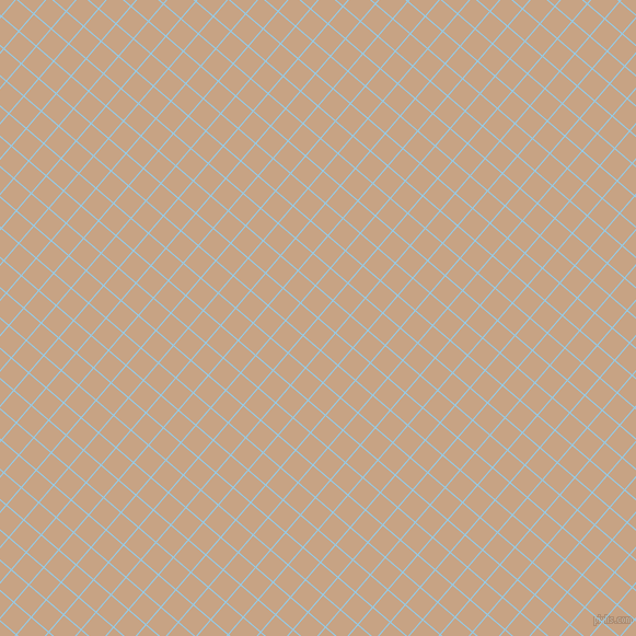 49/139 degree angle diagonal checkered chequered lines, 1 pixel lines width, 20 pixel square size, Cornflower and Rodeo Dust plaid checkered seamless tileable