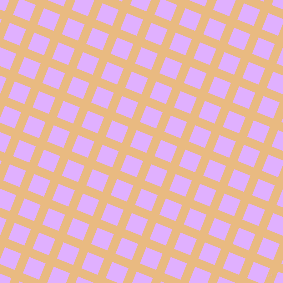 68/158 degree angle diagonal checkered chequered lines, 28 pixel line width, 56 pixel square size, Corvette and Mauve plaid checkered seamless tileable
