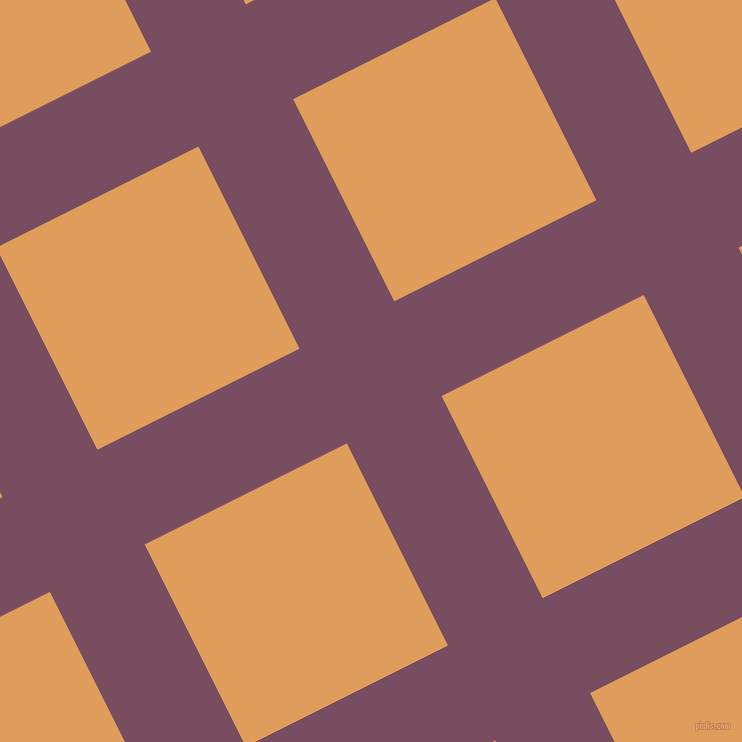 27/117 degree angle diagonal checkered chequered lines, 106 pixel lines width, 226 pixel square size, Cosmic and Porsche plaid checkered seamless tileable