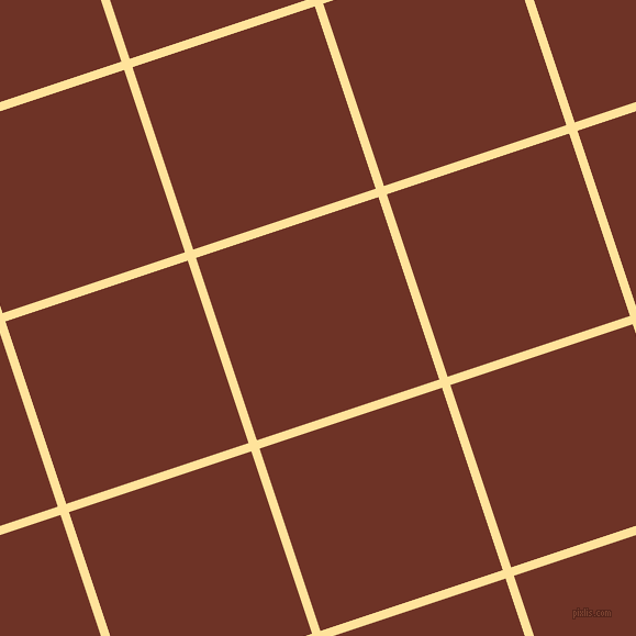 18/108 degree angle diagonal checkered chequered lines, 8 pixel lines width, 175 pixel square sizeCream Brulee and Pueblo plaid checkered seamless tileable