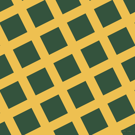 27/117 degree angle diagonal checkered chequered lines, 32 pixel line width, 72 pixel square size, Cream Can and Goblin plaid checkered seamless tileable