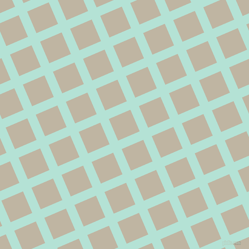 23/113 degree angle diagonal checkered chequered lines, 18 pixel line width, 46 pixel square size, Cruise and Tea plaid checkered seamless tileable