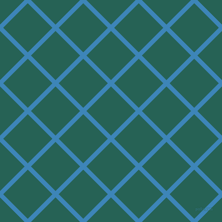 45/135 degree angle diagonal checkered chequered lines, 9 pixel lines width, 70 pixel square sizeCurious Blue and Eden plaid checkered seamless tileable