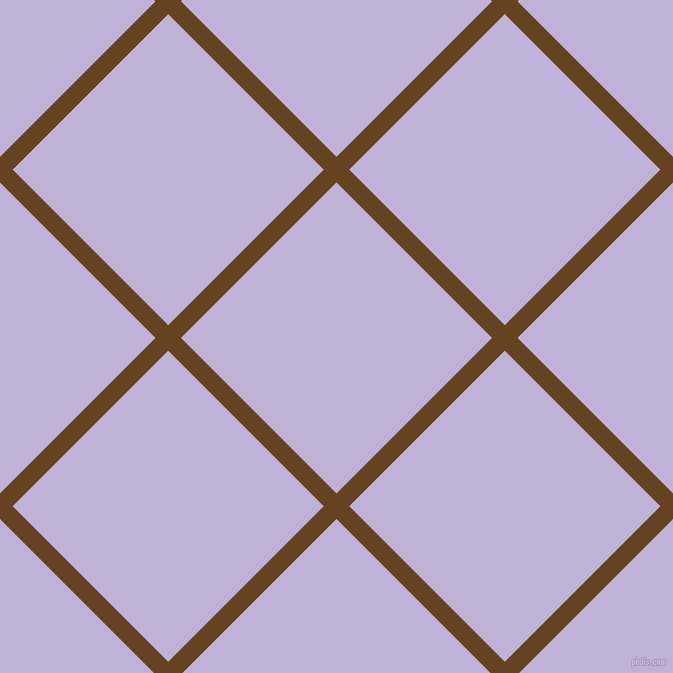 45/135 degree angle diagonal checkered chequered lines, 18 pixel line width, 220 pixel square sizeDark Brown and Moon Raker plaid checkered seamless tileable