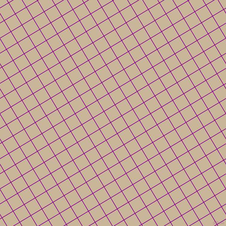 31/121 degree angle diagonal checkered chequered lines, 2 pixel line width, 41 pixel square size, Dark Magenta and Sour Dough plaid checkered seamless tileable