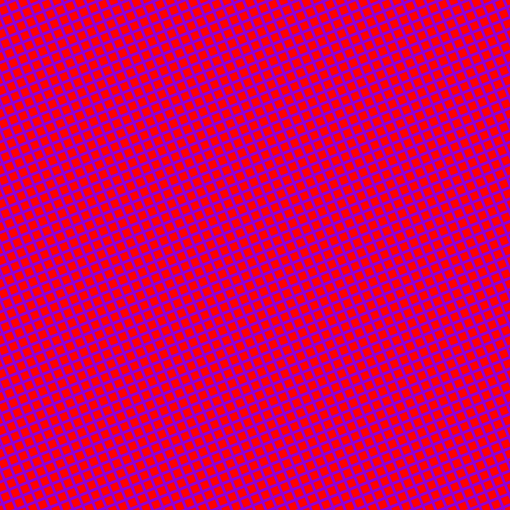 22/112 degree angle diagonal checkered chequered lines, 4 pixel line width, 11 pixel square size, Dark Violet and Red plaid checkered seamless tileable