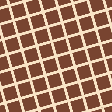 16/106 degree angle diagonal checkered chequered lines, 11 pixel lines width, 50 pixel square size, Derby and Cumin plaid checkered seamless tileable