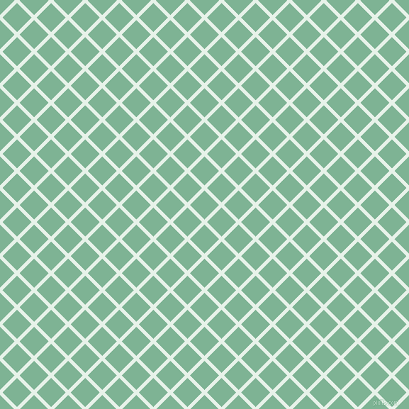 45/135 degree angle diagonal checkered chequered lines, 5 pixel lines width, 29 pixel square size, Dew and Padua plaid checkered seamless tileable