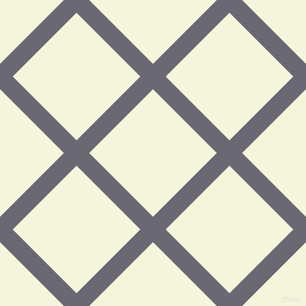 45/135 degree angle diagonal checkered chequered lines, 35 pixel lines width, 176 pixel square size, Dolphin and Beige plaid checkered seamless tileable