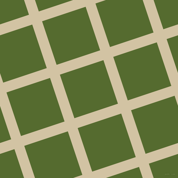 18/108 degree angle diagonal checkered chequered lines, 35 pixel line width, 155 pixel square size, Double Spanish White and Dark Olive Green plaid checkered seamless tileable