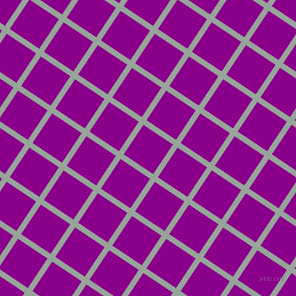 56/146 degree angle diagonal checkered chequered lines, 8 pixel line width, 51 pixel square size, Edward and Dark Magenta plaid checkered seamless tileable