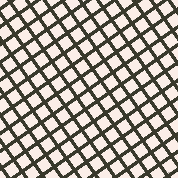 35/125 degree angle diagonal checkered chequered lines, 15 pixel lines width, 47 pixel square size, El Paso and Rose White plaid checkered seamless tileable