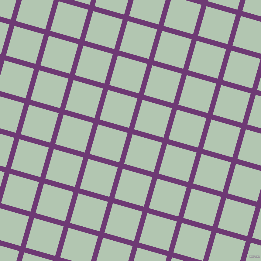 74/164 degree angle diagonal checkered chequered lines, 17 pixel lines width, 101 pixel square size, Eminence and Zanah plaid checkered seamless tileable