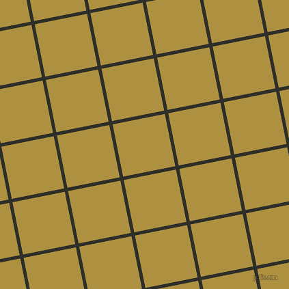 11/101 degree angle diagonal checkered chequered lines, 5 pixel lines width, 78 pixel square size, Eternity and Turmeric plaid checkered seamless tileable
