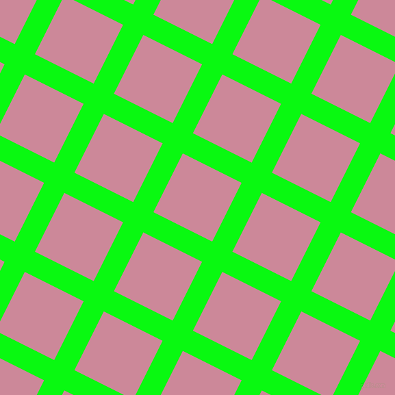 63/153 degree angle diagonal checkered chequered lines, 33 pixel lines width, 96 pixel square size, Free Speech Green and Puce plaid checkered seamless tileable