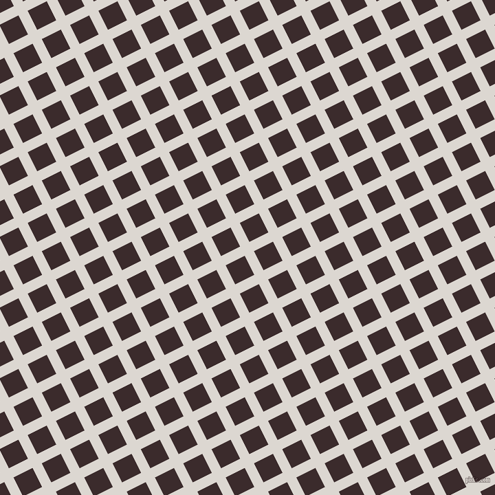 27/117 degree angle diagonal checkered chequered lines, 15 pixel lines width, 31 pixel square size, Gallery and Havana plaid checkered seamless tileable