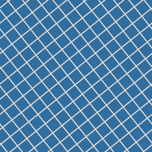 39/129 degree angle diagonal checkered chequered lines, 4 pixel line width, 36 pixel square size, Gallery and Lochmara plaid checkered seamless tileable