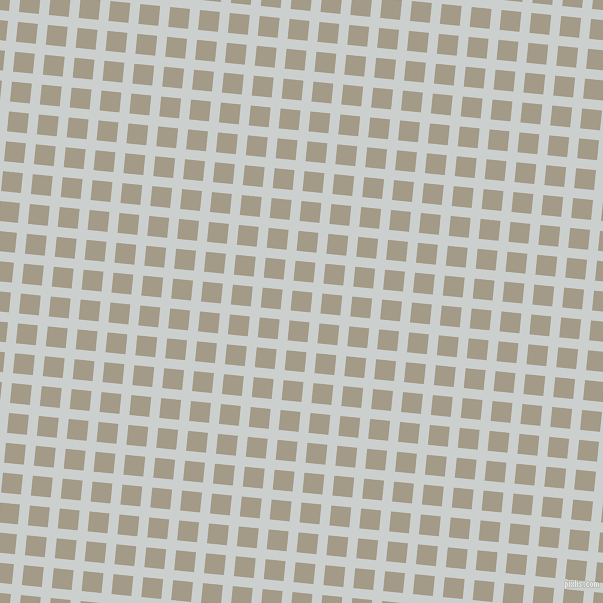 84/174 degree angle diagonal checkered chequered lines, 10 pixel line width, 20 pixel square size, Geyser and Napa plaid checkered seamless tileable