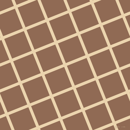 22/112 degree angle diagonal checkered chequered lines, 10 pixel lines width, 72 pixel square size, Givry and Leather plaid checkered seamless tileable