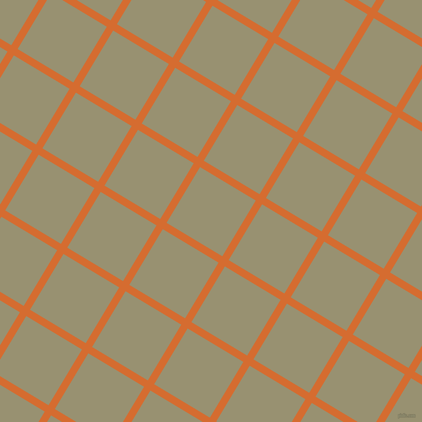 59/149 degree angle diagonal checkered chequered lines, 15 pixel line width, 132 pixel square size, Gold Drop and Gurkha plaid checkered seamless tileable
