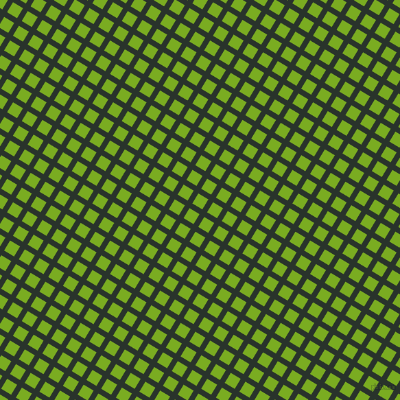 59/149 degree angle diagonal checkered chequered lines, 8 pixel lines width, 17 pixel square sizeGordons Green and Lima plaid checkered seamless tileable
