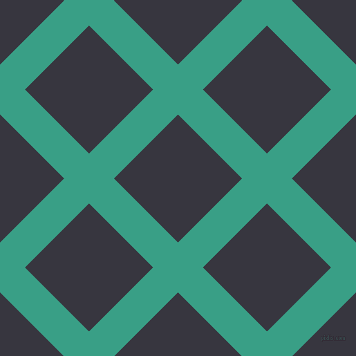 45/135 degree angle diagonal checkered chequered lines, 51 pixel lines width, 131 pixel square size, Gossamer and Revolver plaid checkered seamless tileable
