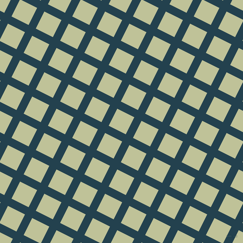 63/153 degree angle diagonal checkered chequered lines, 27 pixel lines width, 64 pixel square size, Green Vogue and Green Mist plaid checkered seamless tileable