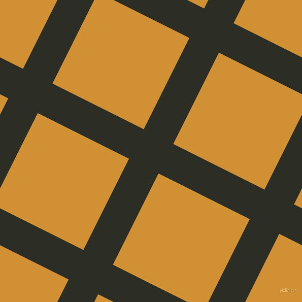 63/153 degree angle diagonal checkered chequered lines, 65 pixel line width, 201 pixel square size, Green Waterloo and Fuel Yellow plaid checkered seamless tileable