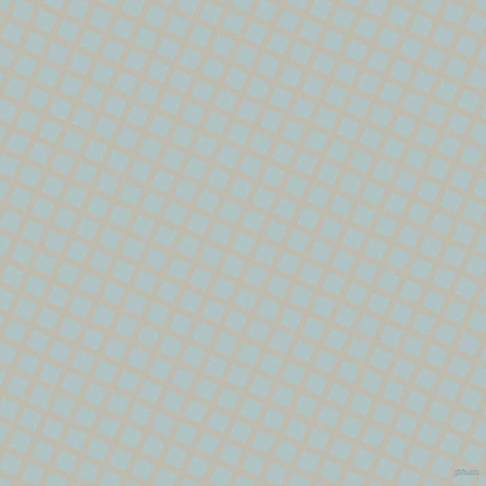 66/156 degree angle diagonal checkered chequered lines, 10 pixel lines width, 26 pixel square size, Grey Nickel and Jungle Mist plaid checkered seamless tileable